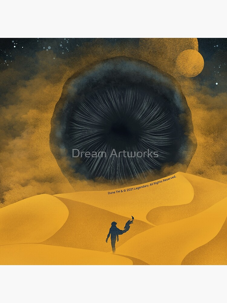 The Great Shai-Hulud, Yellow Sand by DreamArtowrks
