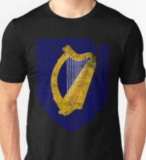 Irish Coat of Arms Ireland Symbol T-Shirt