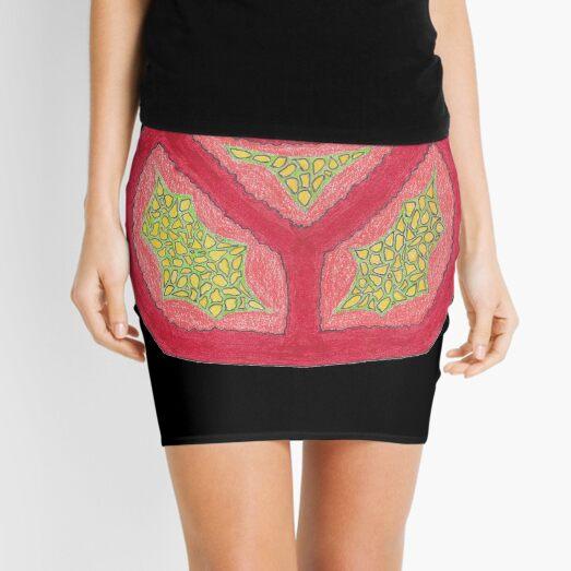 M.I. #119  ☽  Similar Differences Mini Skirt