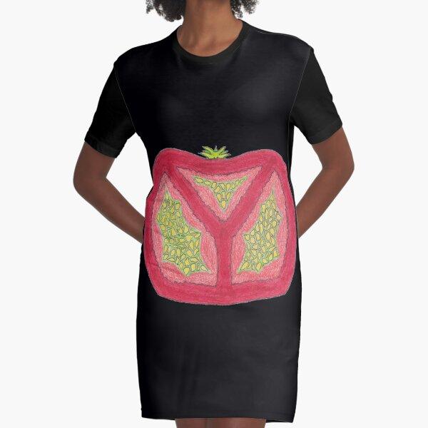 M.I. #119 |☽| Similar Differences Graphic T-Shirt Dress