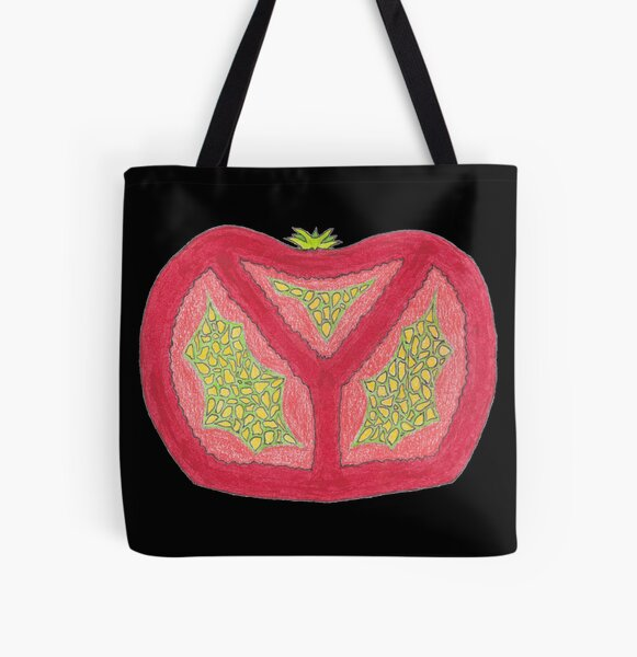M.I. #119 |☽| Similar Differences All Over Print Tote Bag