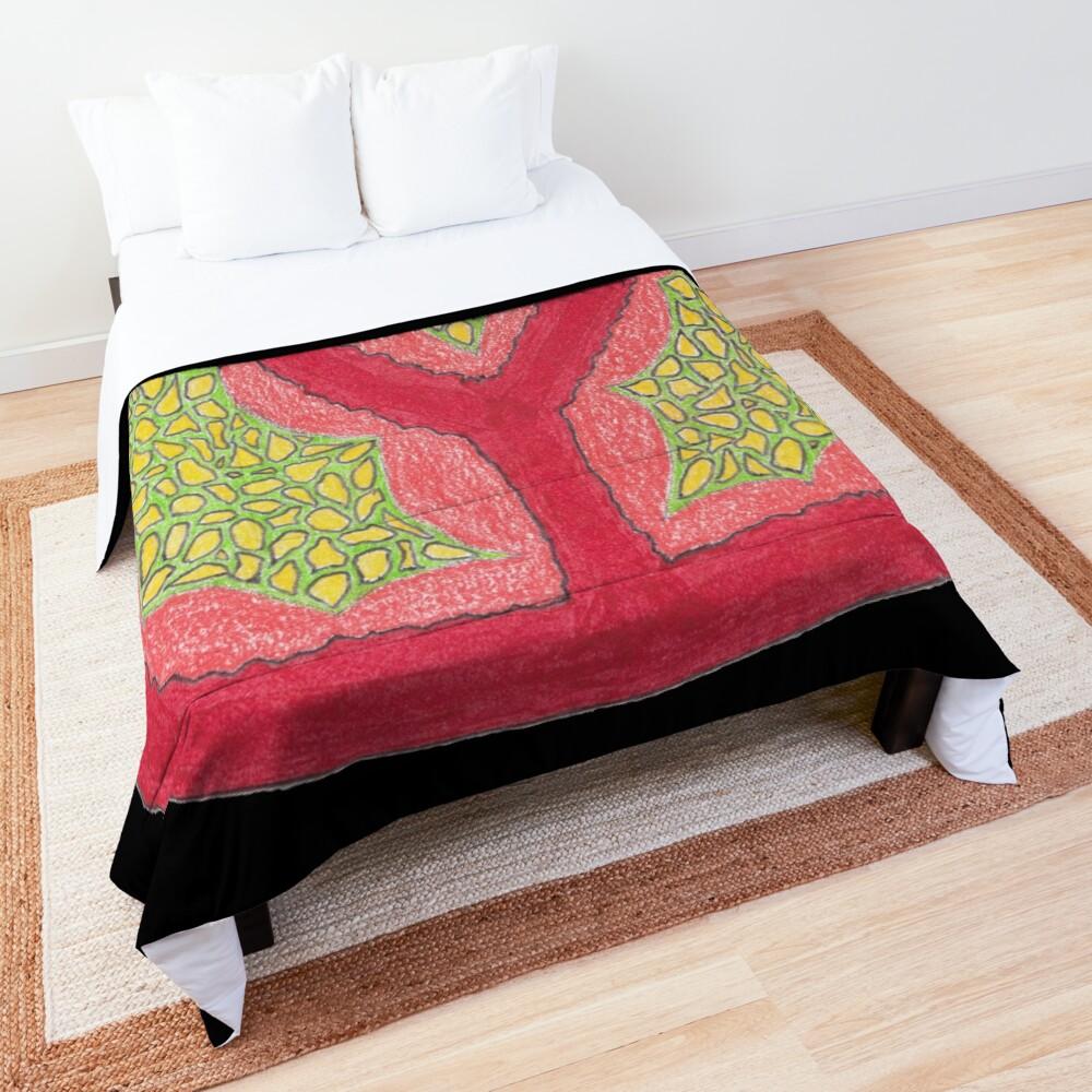 M.I. #119  ☽  Similar Differences Comforter