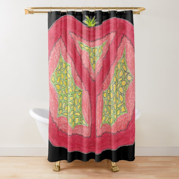 M.I. #119  ☽  Similar Differences Shower Curtain