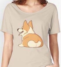 Corgi Butt Women's Relaxed Fit T-Shirt