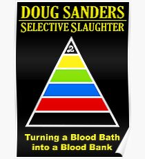 Selective Slaughter Poster