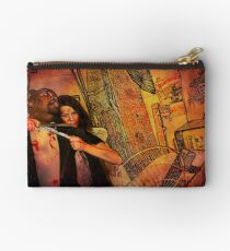 The King and Queen of Syni'ster Lane Studio Pouch