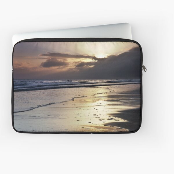 Waves At Dawn Laptop Sleeve