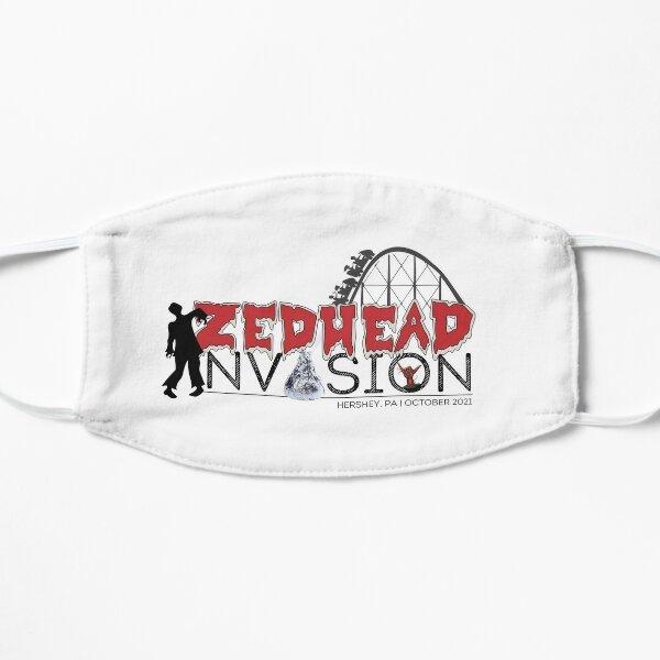 Invasion Zedhead (Lumière) Masque sans plis
