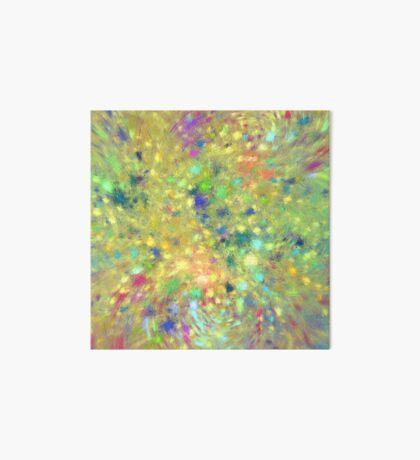 Spring #fractal art Art Board Print