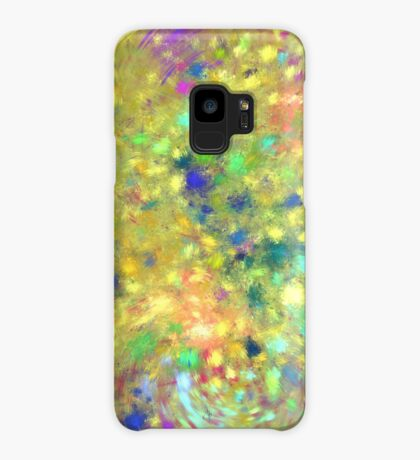 Spring #fractal art Case/Skin for Samsung Galaxy