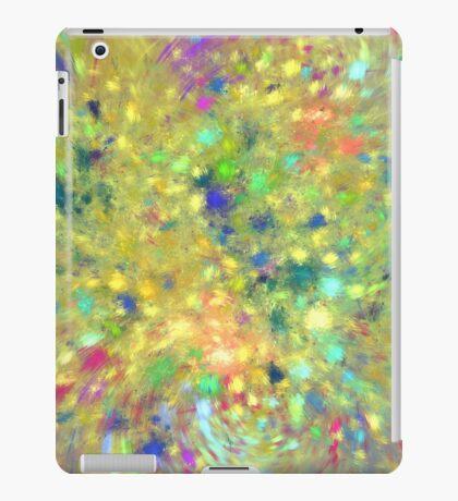 Spring #fractal art iPad Case/Skin
