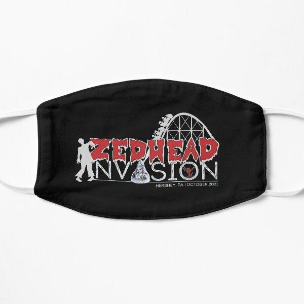 Invasion Zedhead (Sombre) Masque sans plis