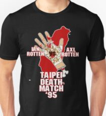 ECW Taipei Death Match - Ian Rotten Vs Axl Rotten Unisex T-Shirt