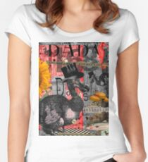 Dada Dodos Women's Fitted Scoop T-Shirt