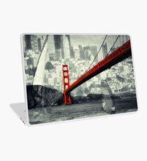 Essence of San Francisco Laptop Skin