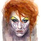 Amanda Fucking Palmer by Iris Compiet