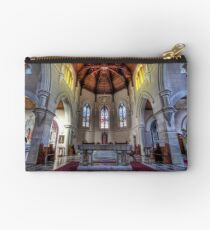 St Michael's Cathedral • Wagga Wagga • New South Wales Studio Pouch