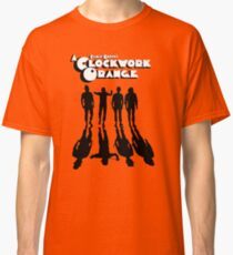 A Clockwork Orange Shadows Classic T-Shirt