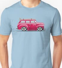 Cartoon retro van T-Shirt
