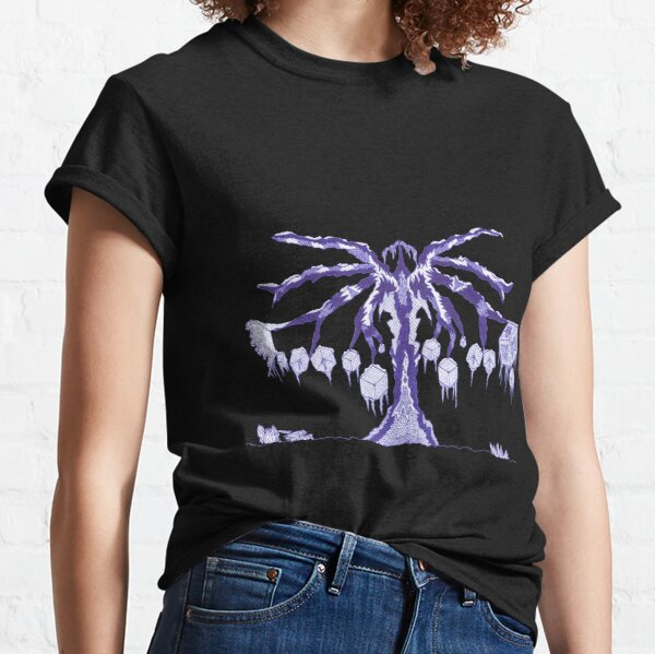 M.I. #123 |☽| Frozen Forest Fragment Classic T-Shirt
