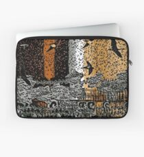devastation Laptop Sleeve
