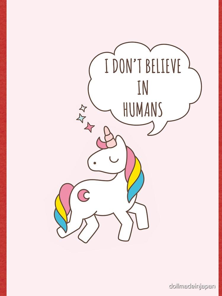 Unicorn by dollmadeinjapan