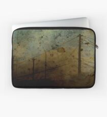 The Skies Grew Darker (It Made Our Hearts Seem Lighter) Laptop Sleeve