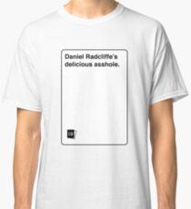 CAH - Daniel's asshole Classic T-Shirt
