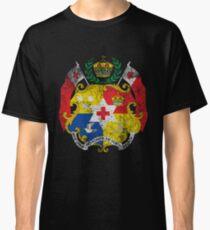 Tongan Coat of Arms Tonga Symbol Classic T-Shirt