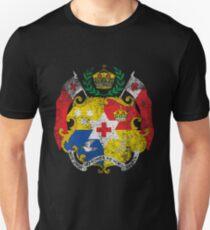 Tongan Coat of Arms Tonga Symbol Unisex T-Shirt