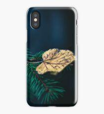 Evergreen Vs Deciduous iPhone Case/Skin