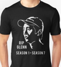 Glenn the walking dead Unisex T-Shirt