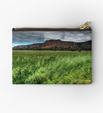 Weather coming in over Araps Studio Pouch