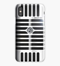 Microphone iPhone Case/Skin