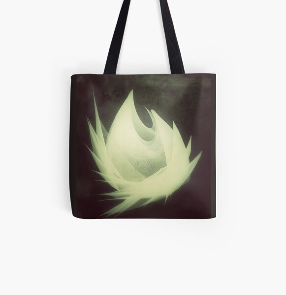 Born Again All Over Print Tote Bag