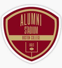 Alumni Stadium (Boston College) Sticker
