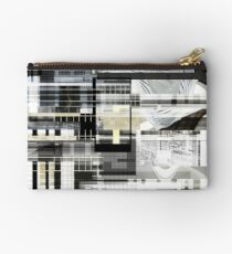 waste of time Studio Pouch