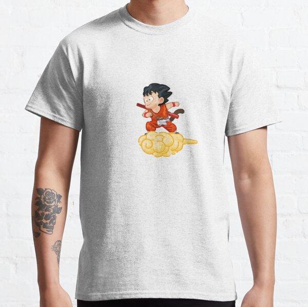 Auf seiner magischen Wolke Classic T-Shirt