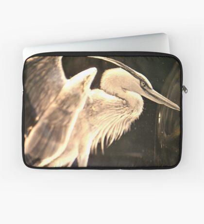 Glass Bird Laptop Sleeve