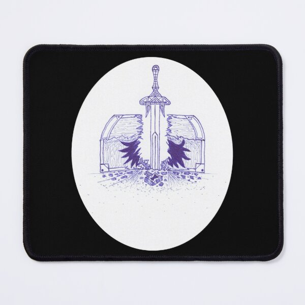 M.I. #125 |☽| Chest Pain Mouse Pad