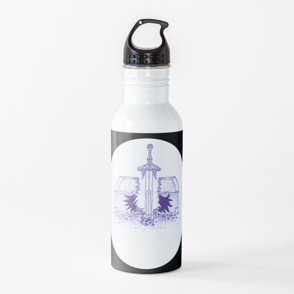 M.I. #125 |☽| Chest Pain Water Bottle