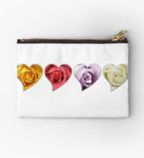 Heart roses Studio Pouch