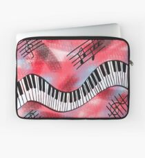 Music Moves Me Laptop Sleeve
