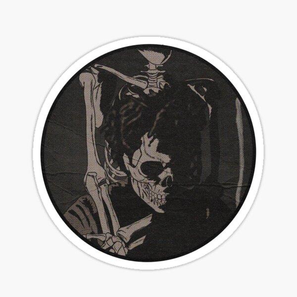 TLG SKULL Sticker