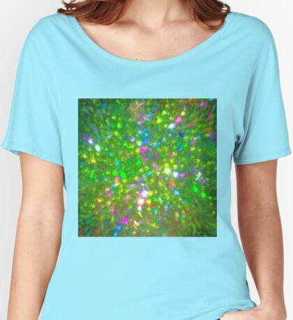 Summer #fractal art Relaxed Fit T-Shirt
