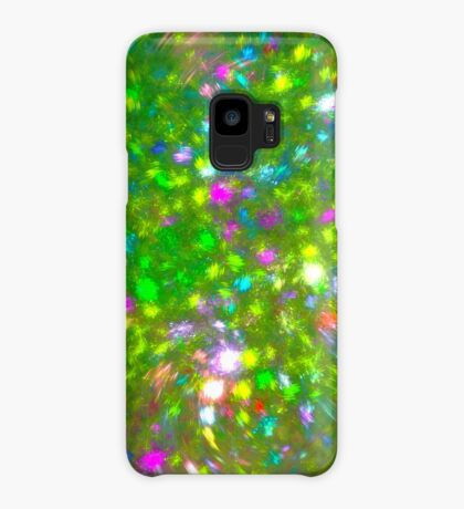 Summer #fractal art Case/Skin for Samsung Galaxy