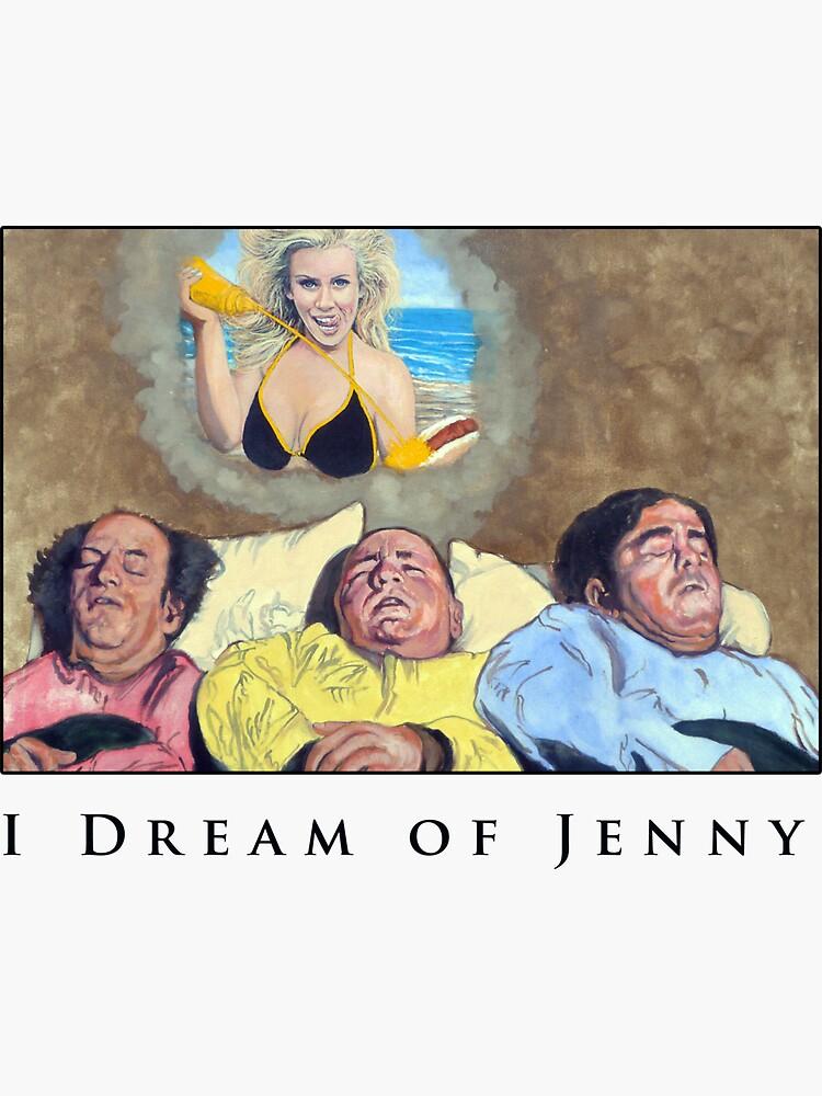 I Dream Of Jenny by donnaroderick