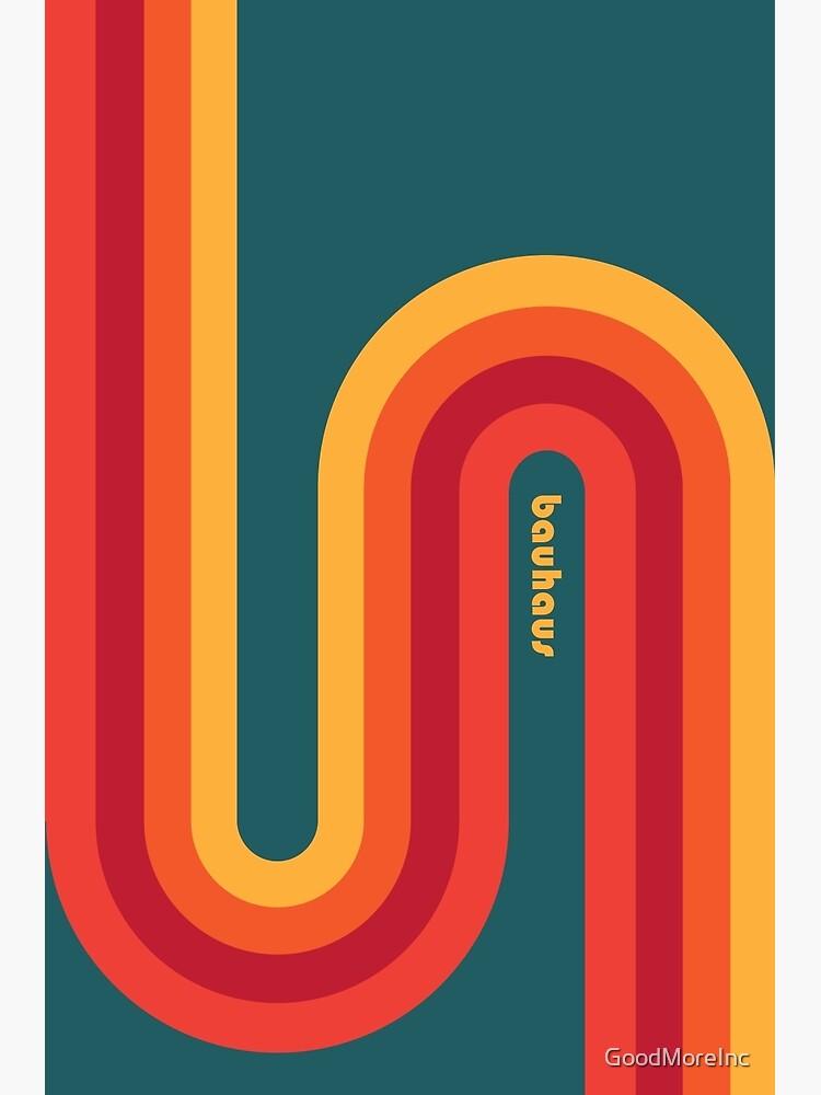 Bauhaus #54 by GoodMoreInc