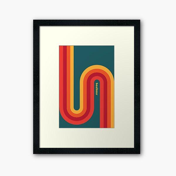 Bauhaus #54 Framed Art Print
