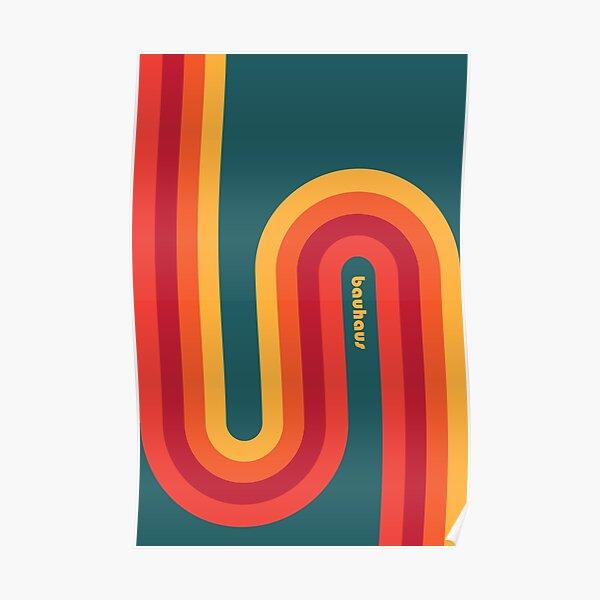 Bauhaus #54 Poster
